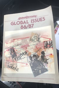 Global Issues 86/86 Annual Edition