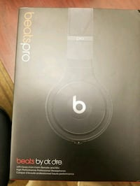 Beats by Dre Pro Series Over Ear Headphones