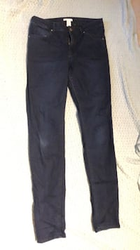Jeggings; size 10 Burnaby