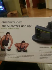 SPORTLINE The supreme push up West Caldwell, 07006