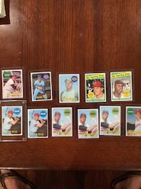 assorted baseball player trading cards Greer, 29651