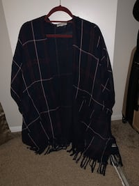 Plaid Cardigan Liverpool, 13088