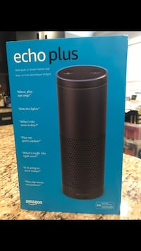 Amazon Echo Plus New Westminster, V3M 3R9