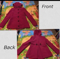 Ladies fall and winter wool coat size M Calgary, T3J 5G8