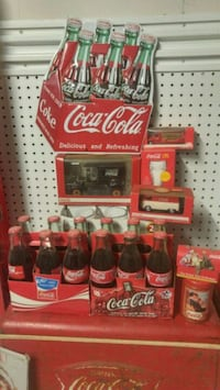 Coca-Cola collectible starting at $10 and up Bradford West Gwillimbury, L3Z 1B4