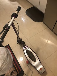 Razor girls scooter electric fast charger included nothing is wrong with it she upgraded New York, 11434