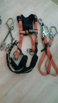 Work harness Toronto, M5J 2R9