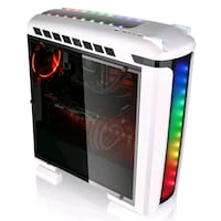 Thermaltake Versa C22 RGB White Mid T Case Only! Salt Lake City, 84120