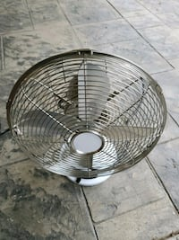 """HUNTER 12"""" Retro Table Fan with All-Metal Construction   Lawrence Township, 08648"""