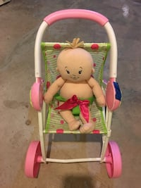 First baby& stroller, 17 inc height,  Des Moines, 50317