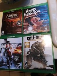 Xbox one games  South Bend, 46614