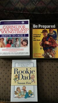 Books for the New Dad Toms River, 08753