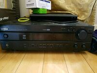 black Sony DVD player with remote Oakland, 94621