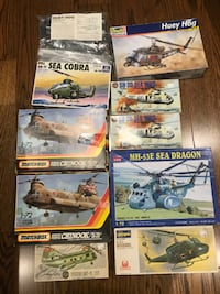 Scale Models Kits TORONTO