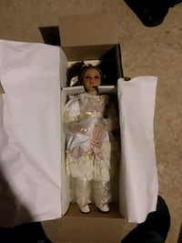 Vintage Collectible Doll - Limited Edition  610 mi