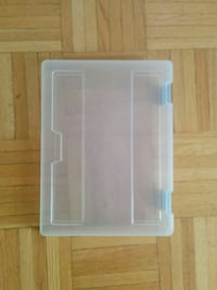 Plastic File/Documents Holder