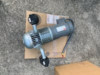 GAST Vacuum Pump w Dayton 3 Phase 1725 rpm 1.5 HP Electric Motor Youngstown, 44512