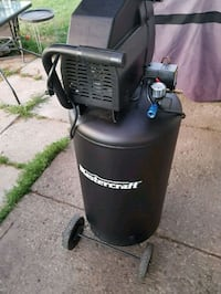 black and gray Craftsman air compressor Tillsonburg, N4G 4H1