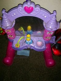 purple and pink plastic toy Fresno, 93701