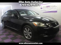 2008 Lexus GS 350 4dr Sdn AWD Woodford