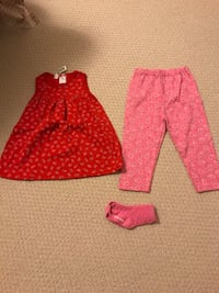 New roots baby girl clothes Vaughan, L6A 0W2