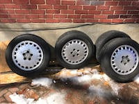 gray Acura wheel with tire set of four Chantilly, 20151