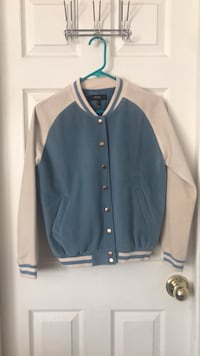 FOREVER 21 Varsity Jacket!! ( Only used once) Morgan Hill, 95037