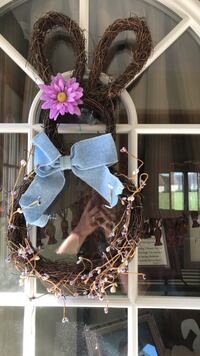 Bunny Figurine Door decor Belvidere, 61008