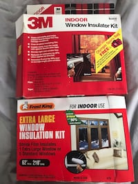 Window Insulator Kits Washington, 20012