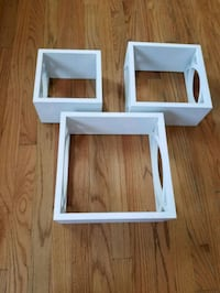 Floating Wall Cube Shelves  Point Pleasant, 08742
