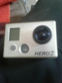 white and black Hero 3 action camera Portland, 97230