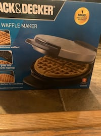 Black and decker waffle maker  Mooresville, 28115