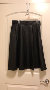 Faux leather skirt  New York, 11237