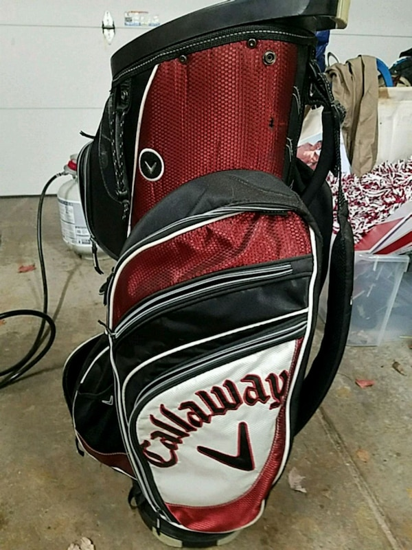 d09206367 Used Calloway Golf Bag for sale in Pittsburgh - letgo