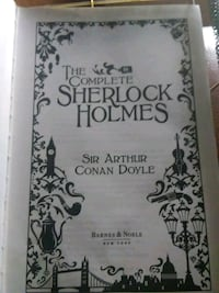 Sherlock Holmes in perfect condition to Sherwood, 72120