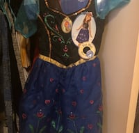 Frozen costume brand new need batteries for the lights  New York, 10029