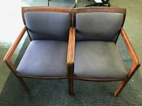 Solid Wood Office Chairs Stockton, 95206