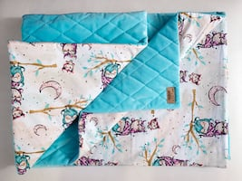 Toddler Pillow and Kids Size Blanket Set