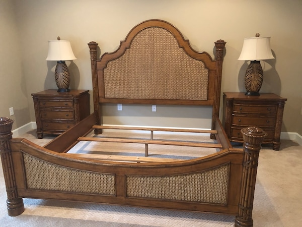 Used Entire Tommy Bahama Bedroom Set for sale in Fort Myers - letgo