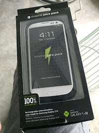 Mophie juice pack for Samsung SIII Riverview