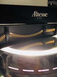 Collier en plaqué or Altesse