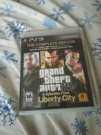 ps3 gta 4 episode from liberty city Newburgh, 47630