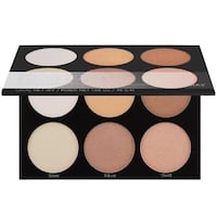 Bh cosmetics highlighter palette Mississauga, L5A