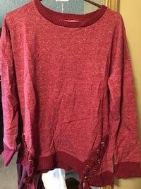 Maurices sweater Louisburg, 66053