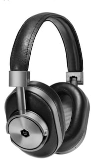 Master & Dynamic Over-Ear Wireless Headphones with Mic (MW60G1) - Gun Metal/Black brand new in box Vancouver, V5N 3T6