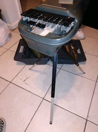 Working Stenograph deluxe with stand