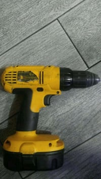 yellow and black cordless power drill Franklin Park, 60131