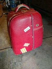 Free little Red luggage San Francisco, 94110