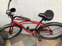 2 bikes for sale!! 1 red and 1 black Sunnyvale, 94086