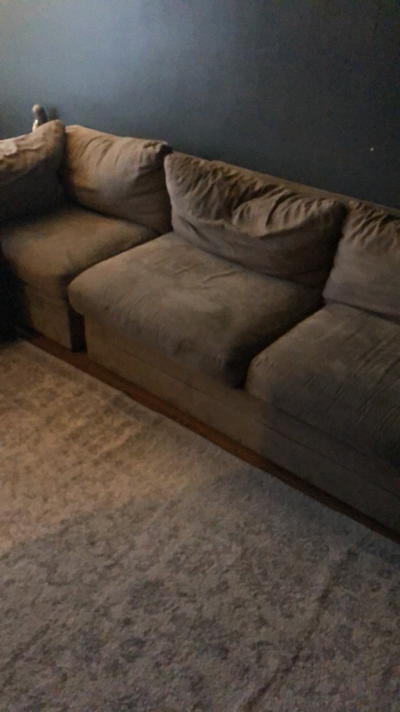 used grey sectional for sale in chicago letgo rh tr letgo com
